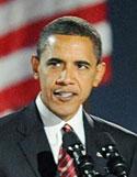 オバマ氏勝利宣言