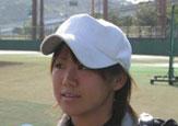 ナックル投手・吉田えり